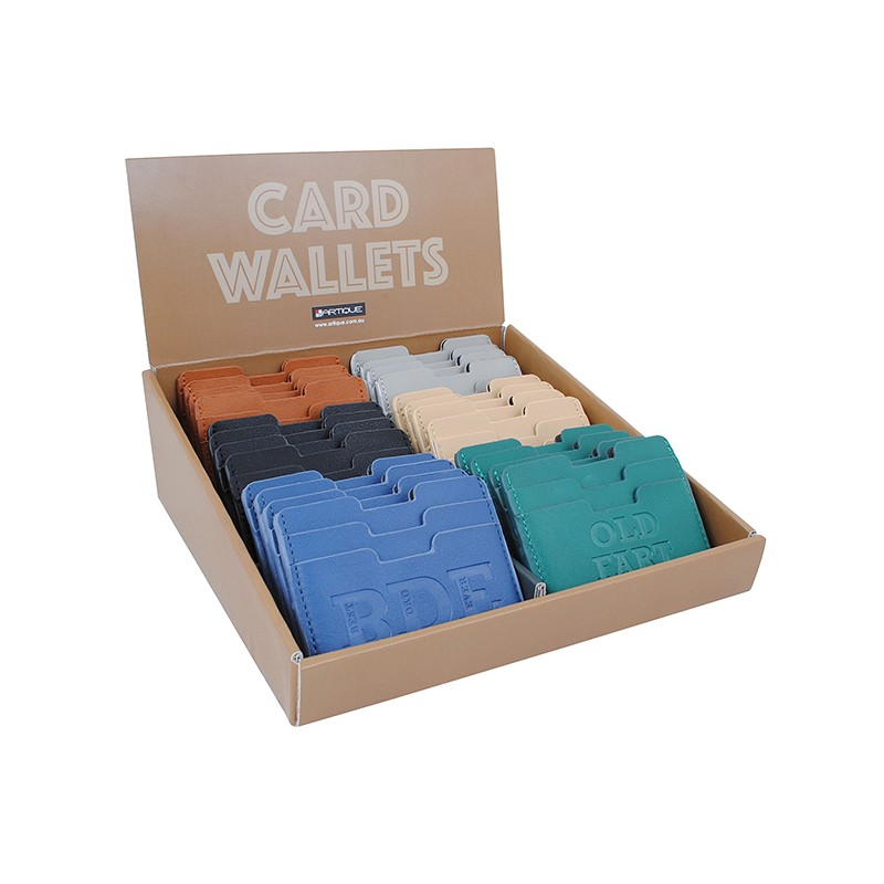 Card Wallet Display Artique