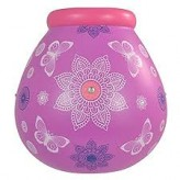 Purple Mandala - Pot of Dreams 67602