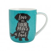 Love Has Four Paws - Paw Pals Mug