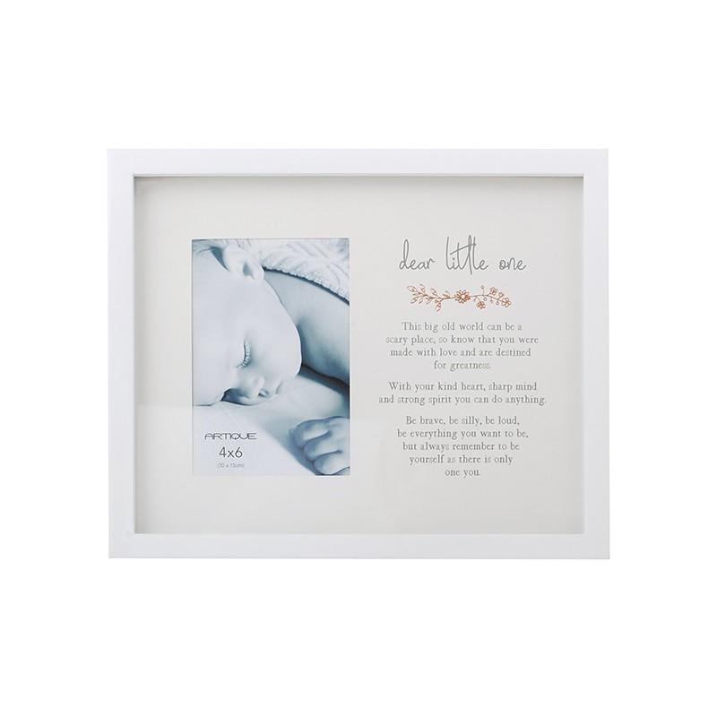 Dear Little One Frame - WTTW - Artique