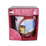 Red Velvet - Mug Cake