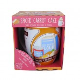 Spiced Carrot Cake - Mug Cake