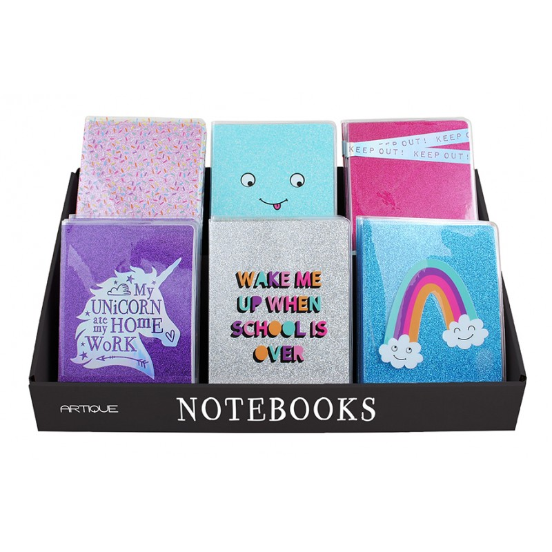 Glitter Notebook Deal
