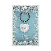 Love You Keyring LOK003 - B&B