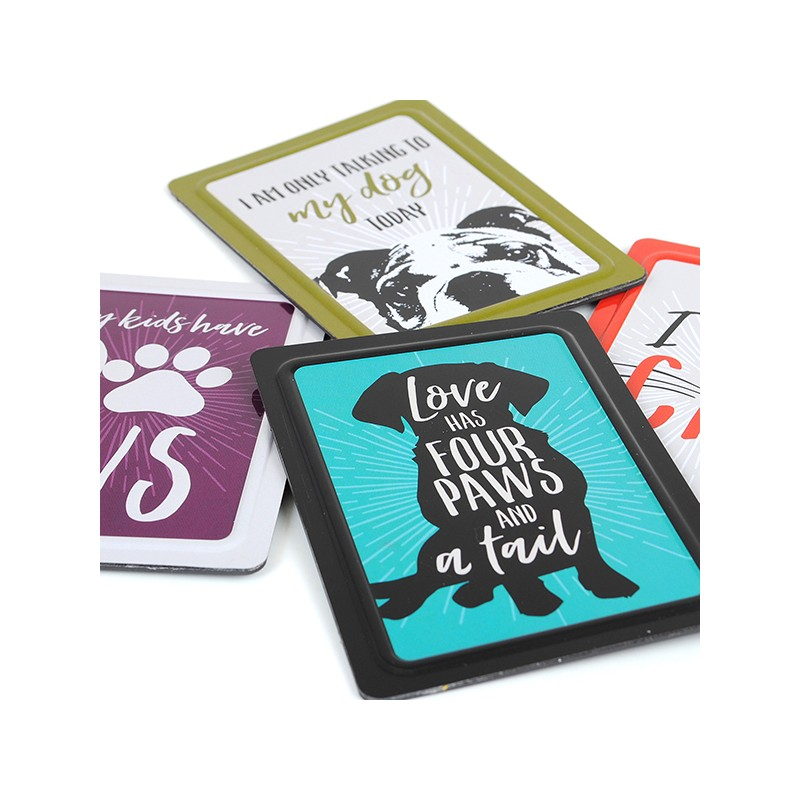 Paw Pals Tin Magnet Deal