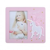 Unicorn - Wooden Photo Frame 6 x 4