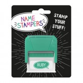 Name Stamper - Ruby