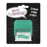 Name Stamper - Scarlett